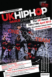 HHI-UK Street Dance Competitions