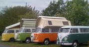 T5 Campervan Hire