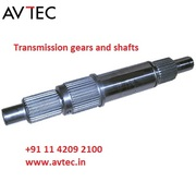 The Important Qualities of Transmission Gears and Shafts